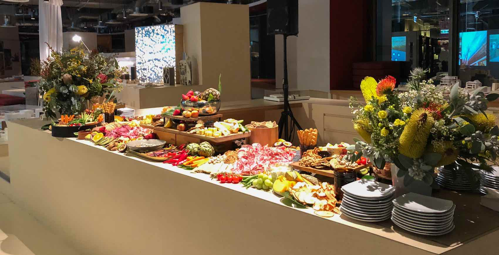 Brisbane Corporate Catering